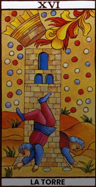 carta la torre