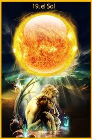 carta el sol tarot