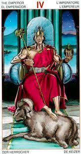 el emperador carta tarot