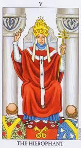 sumo sacerdote carta del tarot